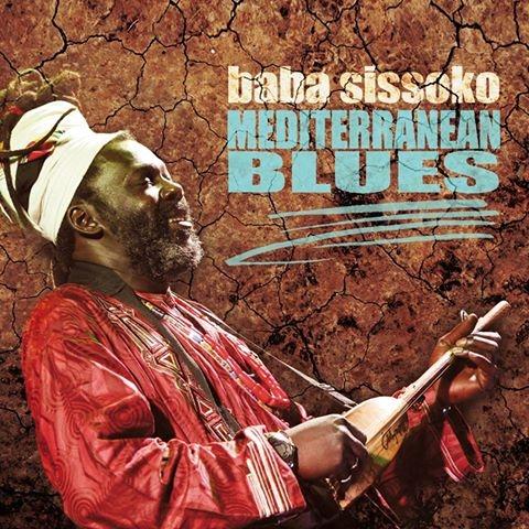 Baba Sissoko Mediterranean Blues sortie