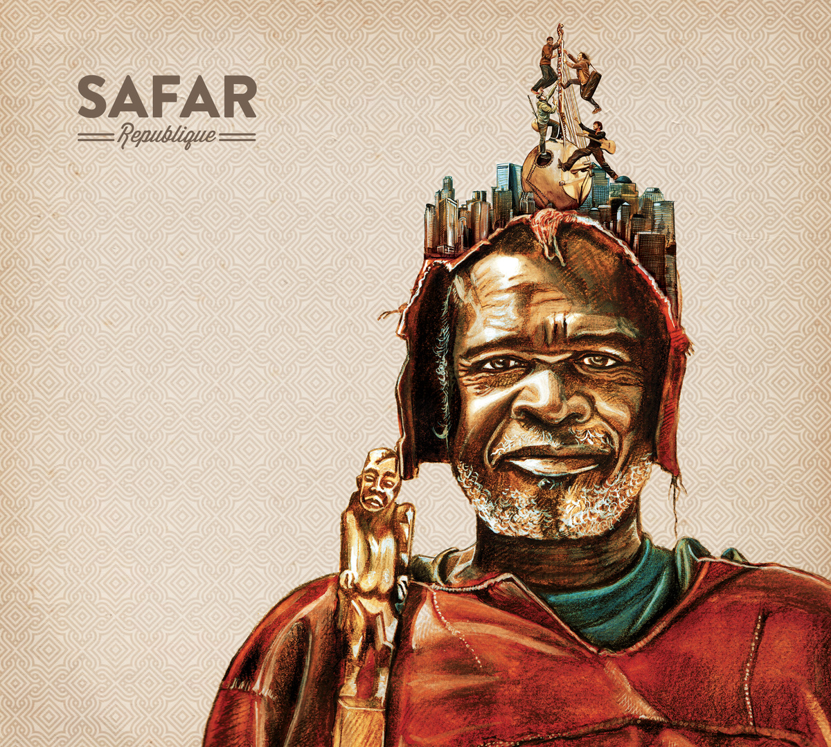 2013 special guest in Safar republique